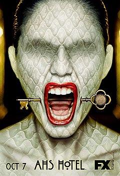 american horror story hotel � wikip233dia a enciclop233dia livre