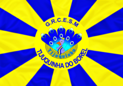 Bandeira do GRCESM Tijuquinha do Borel.png