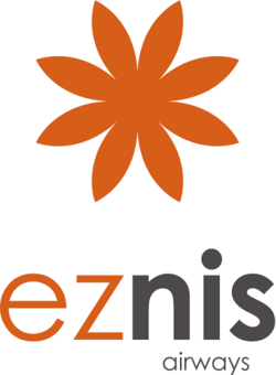 Eznis Airways logo.png