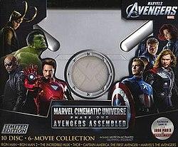 0a2e38e54f9 Filmes do Universo Cinematográfico Marvel – Wikipédia