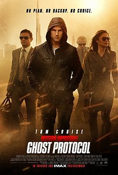 Missão Impossível - Protocolo Fantasma é um dos Top Filmes da Netflix