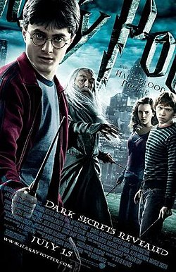 Harry Potter And The Half Blood Prince Filme Wikipedia A