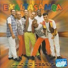 discografia do exaltasamba