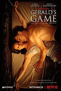 Gerald S Game Filme Wikipedia A Enciclopedia Livre