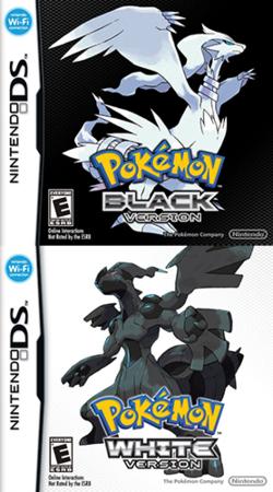 Pokémon Black e White 250px-Pok%C3%A9mon_Black_and_White_covers
