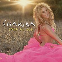 Resultado de imagem para shakira sale el sol single