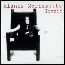 musica ironic alanis morissette