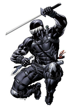 Snake Eyes por Robert Atkins.jpg