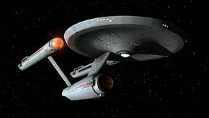 A USS Enterprise