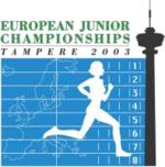 European Athletics Junior 2003 logo.png