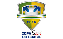 Copa Sadia do Brasil 2014.