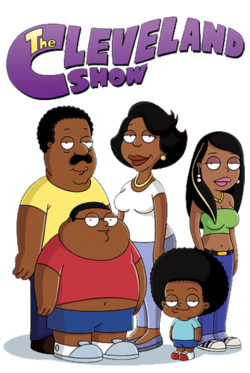 The cleveland show cleveland show pt the cleveland show br