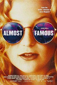 Dvd quase famosos um filme rock n roll a historia de um adolescente