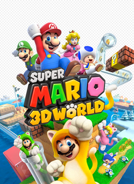Super Mario 3d World Wikipedia A Enciclopedia Livre