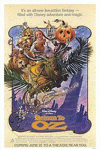 Return To Oz Wikipédia A Enciclopédia Livre