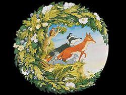 serie animais do bosque dos vintens