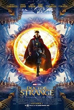 Resultado de imagem para doutor estranho filme