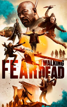 Fear the Walking Dead (5 ª temporada) Wikipédia a enciclopédia livre