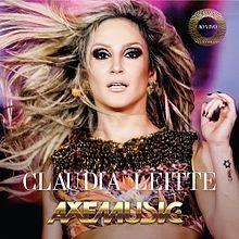 cd de claudia leitte axemusic 2014
