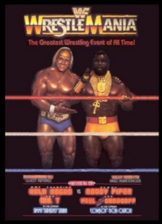 Poster WrestleMania I.png
