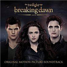 trilha sonora do filme crepusculo amanhecer
