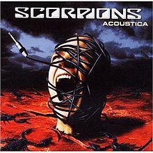 dvd completo scorpions acoustica
