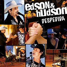 cd edson e hudson - despedida 2009