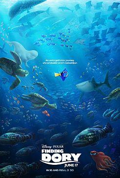 Procurando Dory é um dos Top Filmes da Netflix