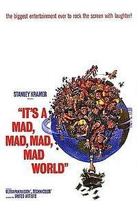 filme deu a louca no mundo 1963