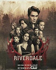 Alice Cooper Riverdale (3.ª te...