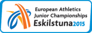 European Athletics Junior 2015 logo.png