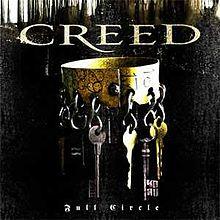 cd creed weathered para