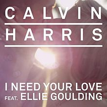 I need your love single