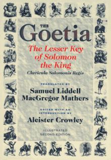 Goetia Ritual Book