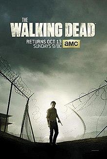 The Walking Dead (4.ª temporada) – Wikipédia, a enciclopédia livre