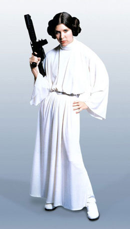 Carrie Fisher como Princesa Leia.jpg
