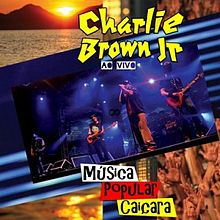 dvd charlie brown jr musica popular caiara