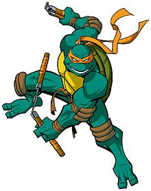 Michelangelo (Teenage Mutant Ninja Turtles) 2003.jpg