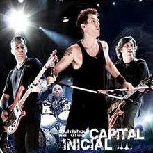 cd do capital inicial multishow ao vivo