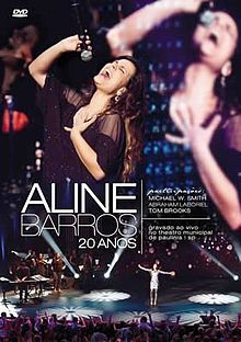 ALINE BARROS BAIXAR DE CAMINHO MILAGRES DVD