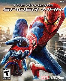 The Amazing Spider-Man (jogo eletrônico de 2012) – Wikipédia d95a180feeec5