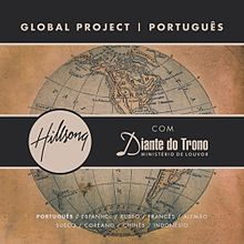 cd diante do trono hillsong global project 2012