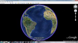 Google earth wikipdia a enciclopdia livre google earth stopboris Choice Image