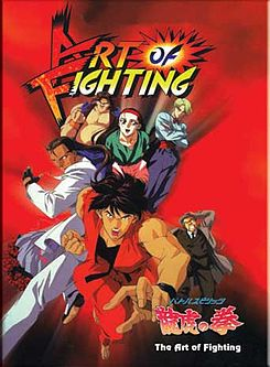 art of fighting 2 yuri sakazaki