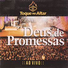 cd toque no altar deus de milagres 2009
