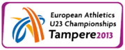 European Athletics Sub-23 2013 logo.png