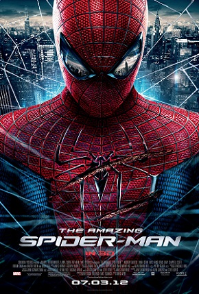 Fișier:The Amazing Spider-Man theatrical poster.jpeg