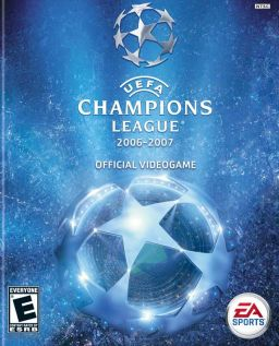 """UEFA Champions League 2006–2007"" cover art"