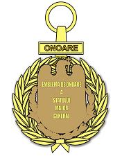 Emblema de Onoare a Statului Major General - revers.JPG