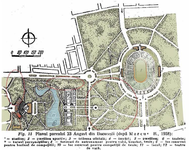 Parcul Național Din București Wikipedia